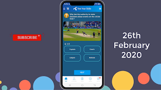 My Telenor Play and Win 26-02-2020