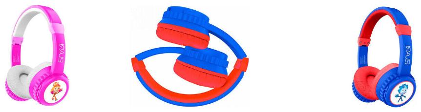 Elari FixiTone Air Bluetooth (FT-2BLU) Blue / Red