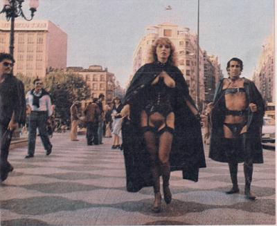 public disgrace madrid susana estrada 1978