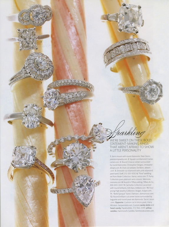 Martha Stewart Weddings Jewelry