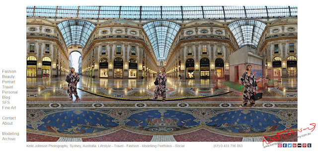 White Caviar Life - Galleria Milan in Hi-Fidelity 360° Photography