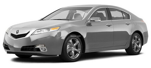 2011 Acura TL Prices, Reviews and Pictures