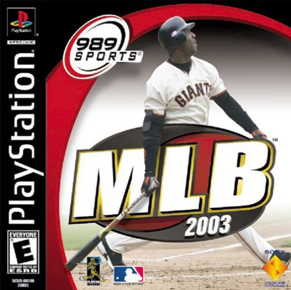 MLB 2003 - PS1 - ISOs Download