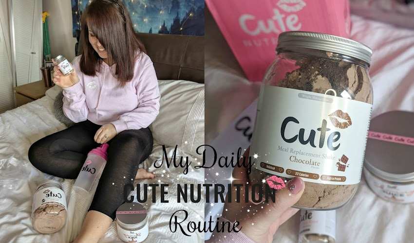 GIFTED: My Daily Cute Nutrition Routine!