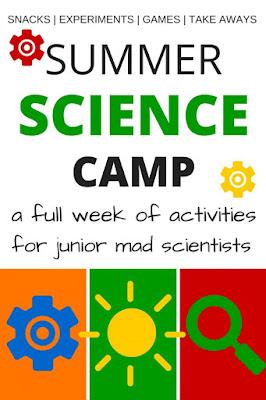 http://littlebinsforlittlehands.com/mad-scientist-science-camp-for-kids/
