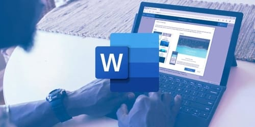 Microsoft launched the transcription feature for Word for the web