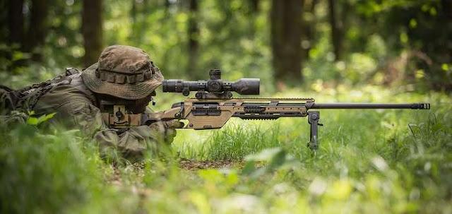 Deretan 7 Sniper Terbaik Dunia, Ada Nama Tentara Indonesia di Dalamnya