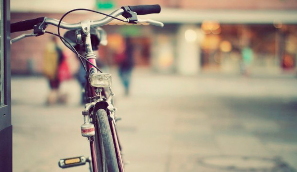 Desplazarse en Bicicleta
