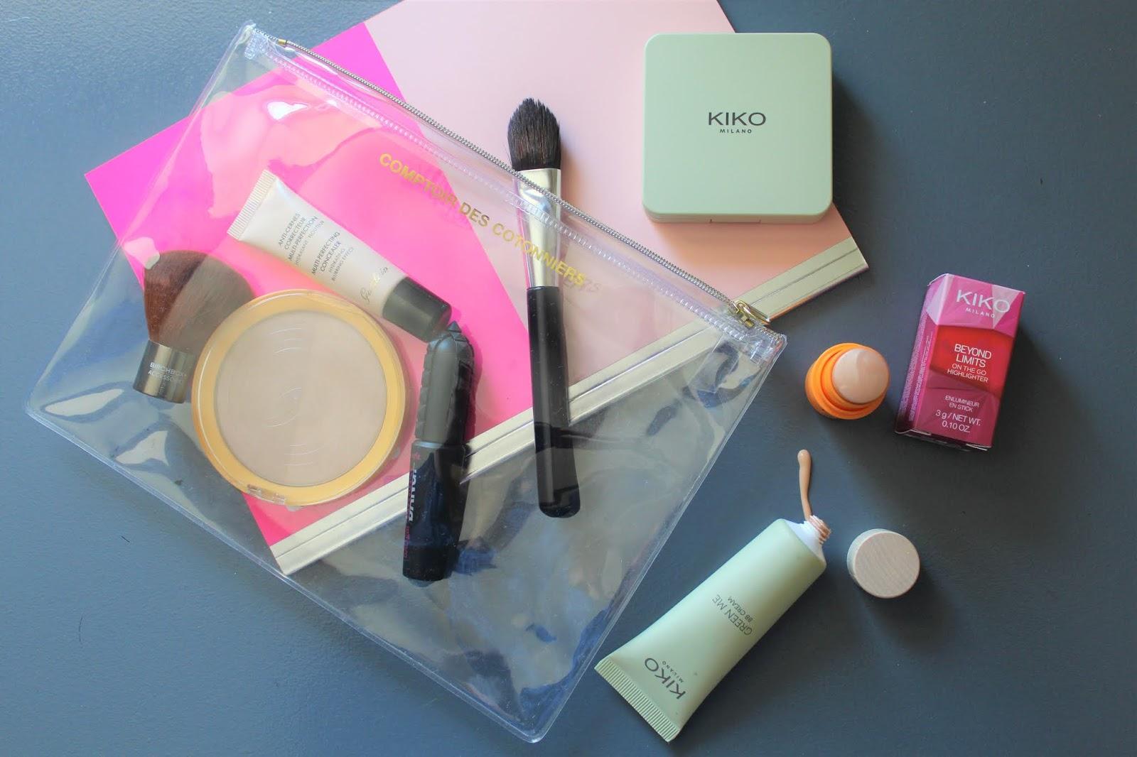 Calendrier De Lavent Kiko 2019.Une Fille Pas Parisienne Tuto Makeup Pour L Ete En 3 Etapes
