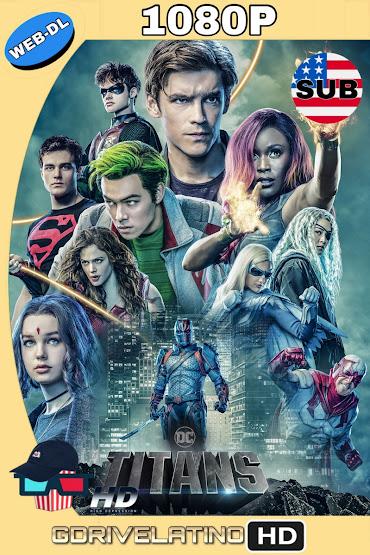 Titanes (2019) Temporada 2 WEB-DL 1080p SUBTITULADO MKV