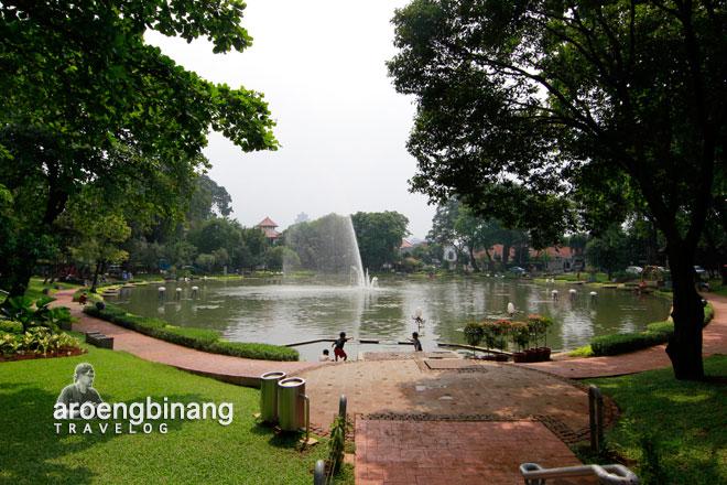 situ lembang park central jakarta