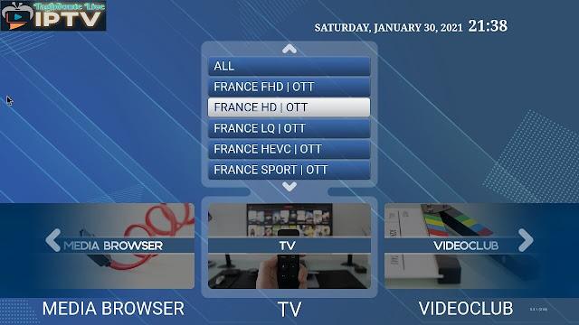 IPTV Smart Stb code portal