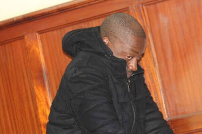Pizel Company limited boss Chrispin Odour Odipo released. PHOTO | NMG