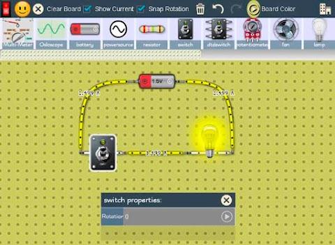 DC/AC VIRTUAL LAB: Construye y Simula fácilmente circuitos electrónicos a la medida