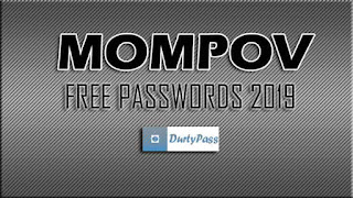 Mompov Login Page Premium Passwords Within Free