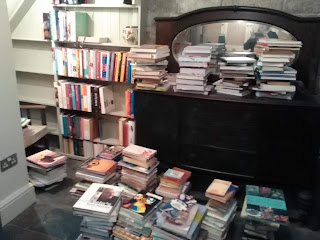 Revealing the book nook