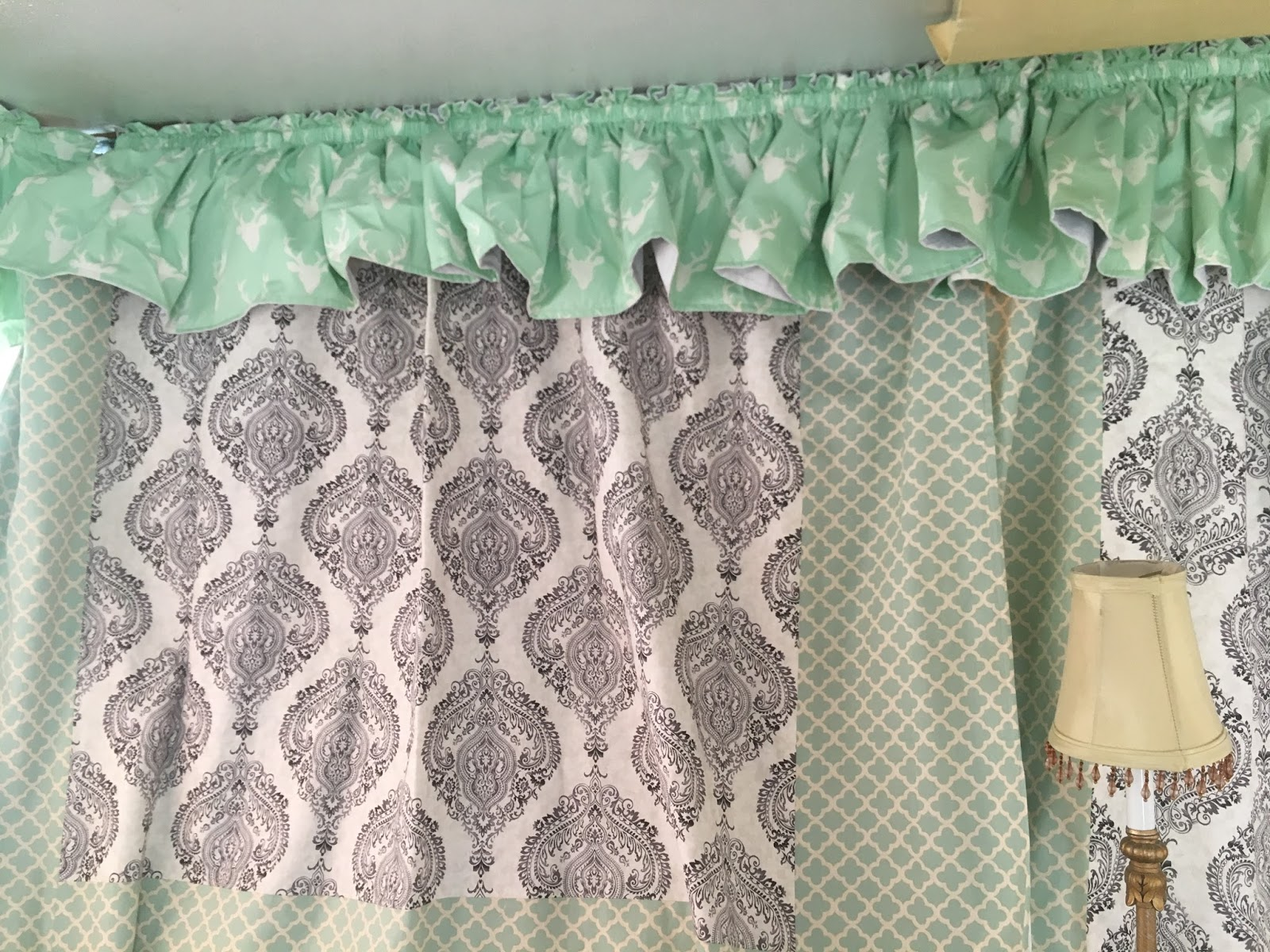 If You Are Making Curtains For A Pop Camper Project, I Recommend Using The  Ceiling And Wall Track Systems That Are In Your Camper.