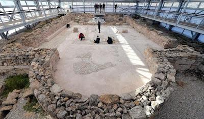 Συστηματικές ανασκαφές σε σημαντική χριστιανική τοποθεσία στον δυτικό Πόντο