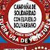 Pueblo de Chile solidariza con el Pueblo y la Revolución Bolivariana de Venezuela / 30 de julio
