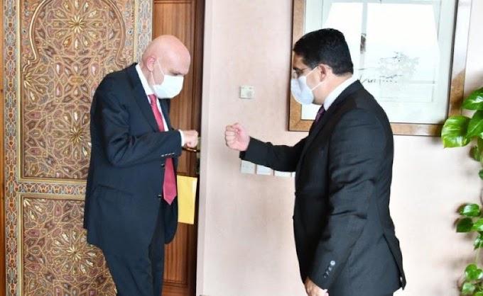 Bourita se retracta y decide reunirse en Rabat con el nuevo jefe de la MINURSO.