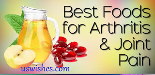 Best Foods for Arthritis and Joint Pain