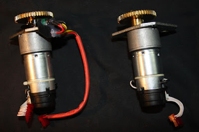 motors for Celestron CGEM mount