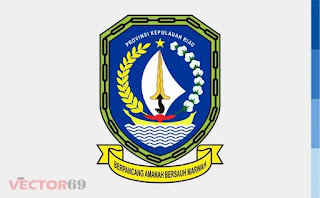 Logo Provinsi Kepulauan Riau (Kepri) - Download Vector File EPS (Encapsulated PostScript)