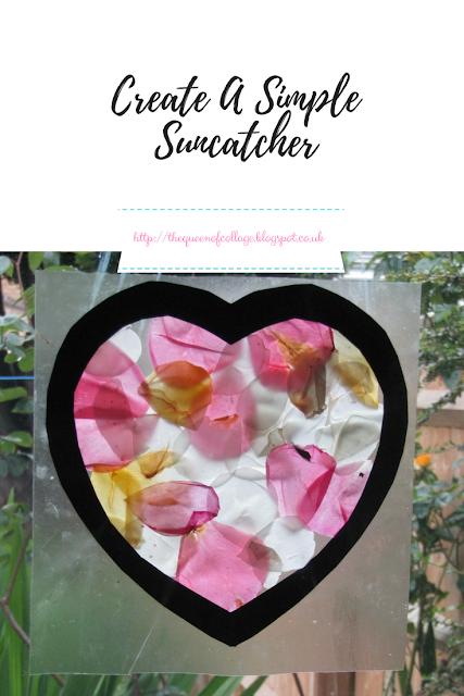 Create A Simple Suncatcher
