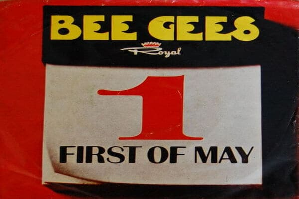 Lirik Lagu Bee Gees First Of May dan Terjemahan