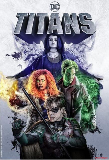 Review Titans DC comics 2018 web series