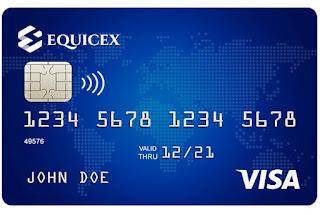 بطاقة equicex