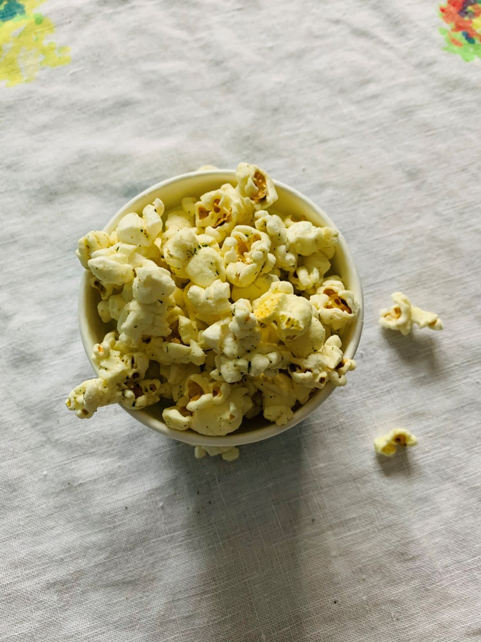 Sweet Chaos Jalapeno Blue Cheese popcorn