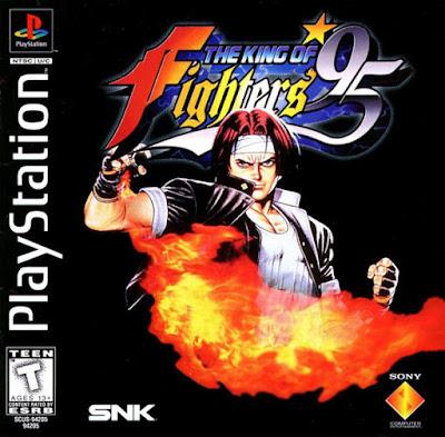 descargar king of fighters 95 psx mega