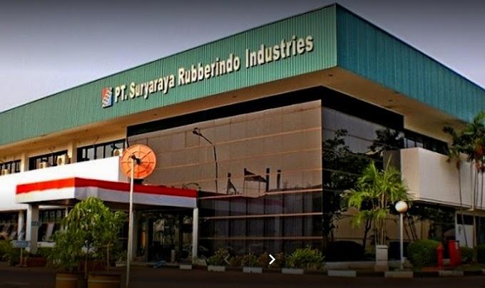 Ada Pekerjaan di PT Suryaraya Rubberindo Industries Cileungsi Bogor Lulusan SMA,SMK,Setara
