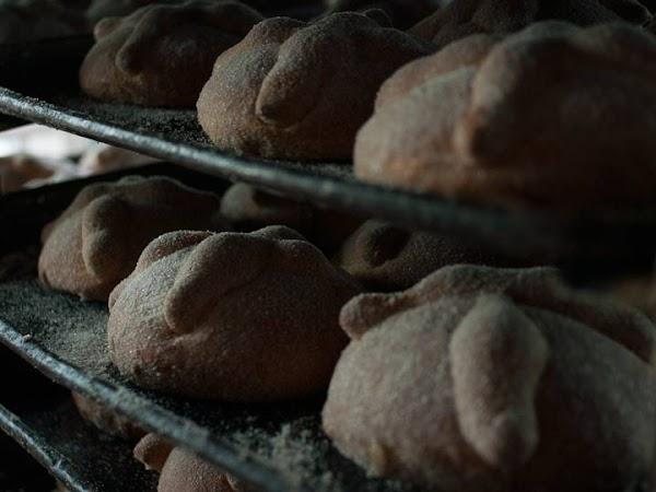 El Pan de Muerto, una de las joyas de la panadería mexicana