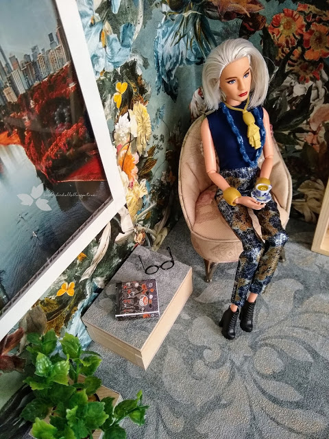 Barbie® Styled by Iris Apfel Doll #2 2018