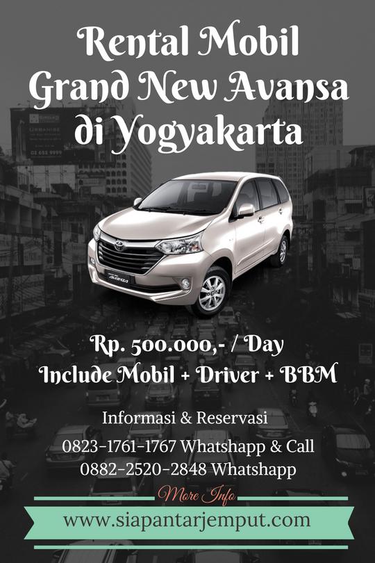Rental Avansa Jogja || Sewa Avansa Murah di Yogyakarta