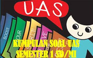 Soal UAS Semester 1 Bahasa Jawa Kelas 4 Dan Kunci Jawaban Serta Kisi-Kisi soal 2018/2019