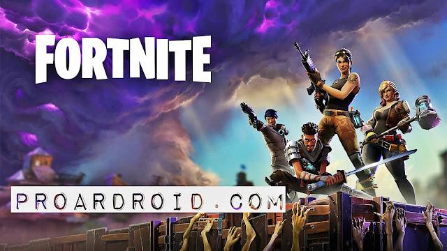 لعبة Fortnite APK v5.2.0 نسخة كاملة للأندرويد (اخر اصدار) logo