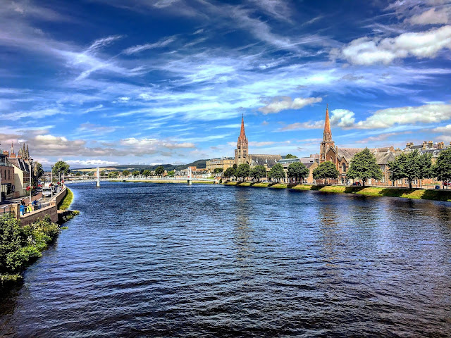 The river ness,inverness, scotland by rail part 1, mandy charlton, photographer, blogger