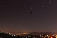 Οι «Περσείδες» από τον ψηλό Αη Λιά στην Κοζάνη