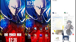 One Puch Man V.2 Theme For MIUI 10
