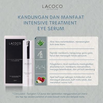 lacoco treatment eye serum