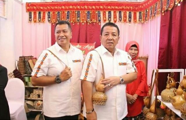 Gubernur Arinal Ajak Masyarakat Manfaatkan Ajang Lampung Craft 2020