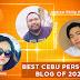 ONLINE VOTE : BEST CEBU BLOGS AWARDS 2020 – PERSONAL BLOG CATEGORY