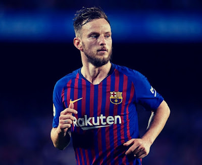 Diamond Hub 101 - Rakitic Prepares For Barcelona Departure
