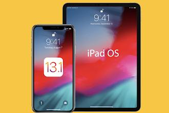 Apple rilascia il primo iPadOS e iOS 13.1 in anticipo, ecco cosa cambia