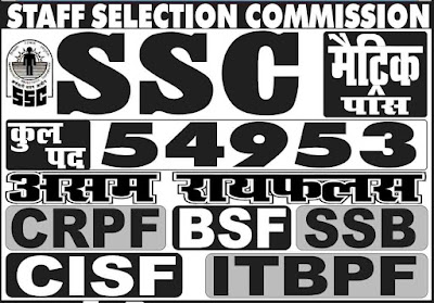 SSC Constable GD Result 2019, SSC Constable GD Written Test Result