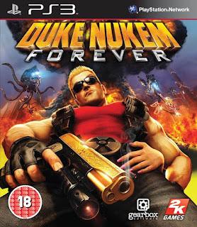 Duke Nukem Forever PS3 Baixar
