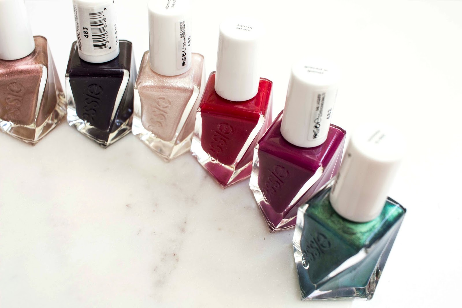 Merry & Bright | The essie Gel Couture Holiday Collection | Hope ...